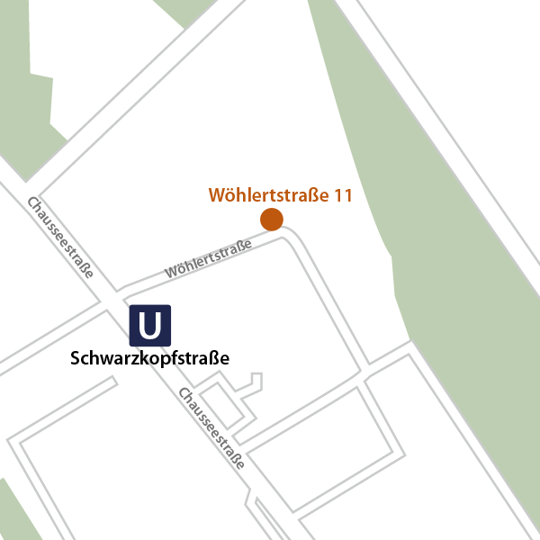 straßenkarte-Wöhlertstraße